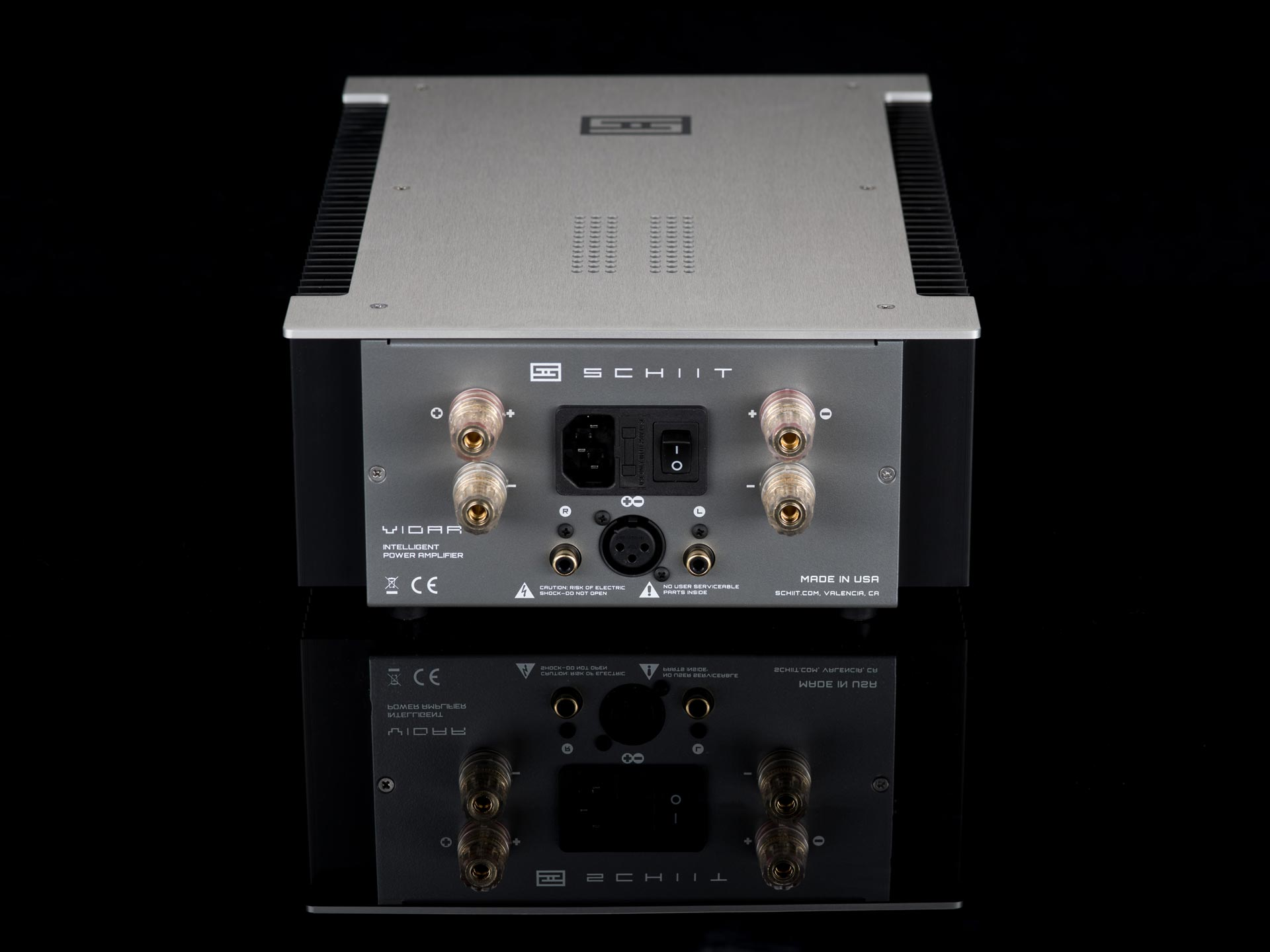 Schiit Audio Headphone Amps And Dacs Made In Usa Usb Powered Power Amplifier Vidar Intelligent Stereo Mono