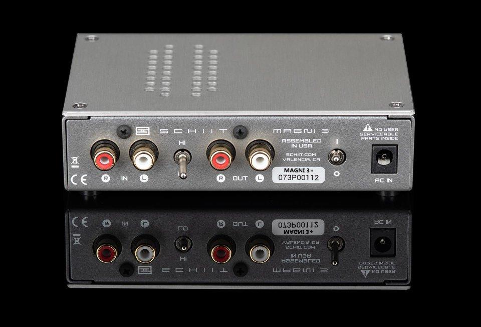 Magni Headphone Amplifier